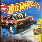 2020 Hot Wheels #66 Cruise Bruiser