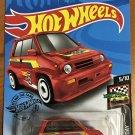 2020 Hot Wheels #11 85 Honda City Turbo II RED