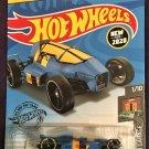 2020 Hot Wheels #1 2 Jet Z BLUE