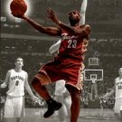 2008 Skybox Basketball Card #26 LeBron James