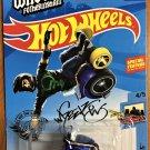2020 Hot Wheels #22 Wheelie Chair BLUE