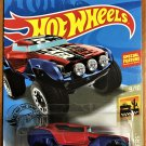 2020 Hot Wheels #29 Hyper Rocker RED