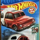2020 Hot Wheels #37 RV There Yet RED