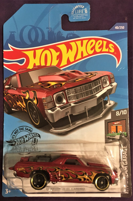 2020 Hot Wheels #40 Custom 71 El Camino