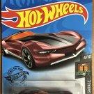 2020 Hot Wheels #62 Twin Mill Gen E RED