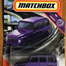 2020 Matchbox #49 2015 Mercedes Benz G650