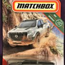 2020 Matchbox #76 2016 Nissan Titan Warrior Concept