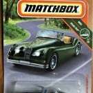 2019 Matchbox #9 56 Jaguar XK 140 Roadster