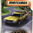 2019 Matchbox #13 Oldsmobile Vista Cruiser