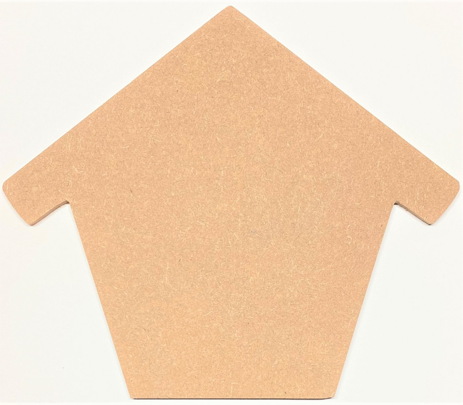 """12"""" - Bird House - 1/4""""Thick MDF Cut Out Made in the USA"""