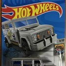 2020 Hot Wheels #31 HW Armored Truck SILVER