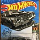 2020 Hot Wheels #40 Custom 71 El Camino BLACK
