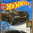 2020 Hot Wheels #20 18 Copo Camaro SS BLACK