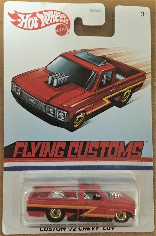 2020 Hot Wheels Flying Colors Custom 72 Chevy Luv