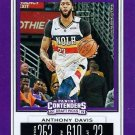 2019 Contenders Draft Picks Basketball Card #2 Anthony Davis