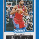 2019 Contenders Draft Picks Basketball Card #21V Joel Embiid