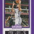 2019 Contenders Draft Picks Basketball Card #41V Marvin Bagley III