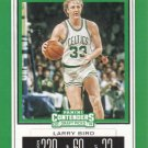 2019 Contenders Draft Picks Basketball Card #37 Larry Bird