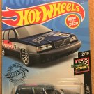 2020 Hot Wheels #57 Volvo 850 Estate BLUE