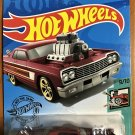2020 Hot Wheels #58 64 Chevy Impala RED