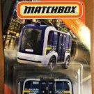 2020 Matchbox #3 MBX Self Driving Bus