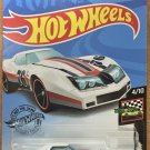 2020 Hot Wheels #34 76 Greenwood Covette WHITE