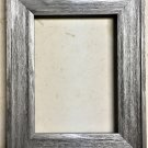 """F045-202 12 x 24 1-1/2"""" Aliuminum Barnwood Picture Frame"""