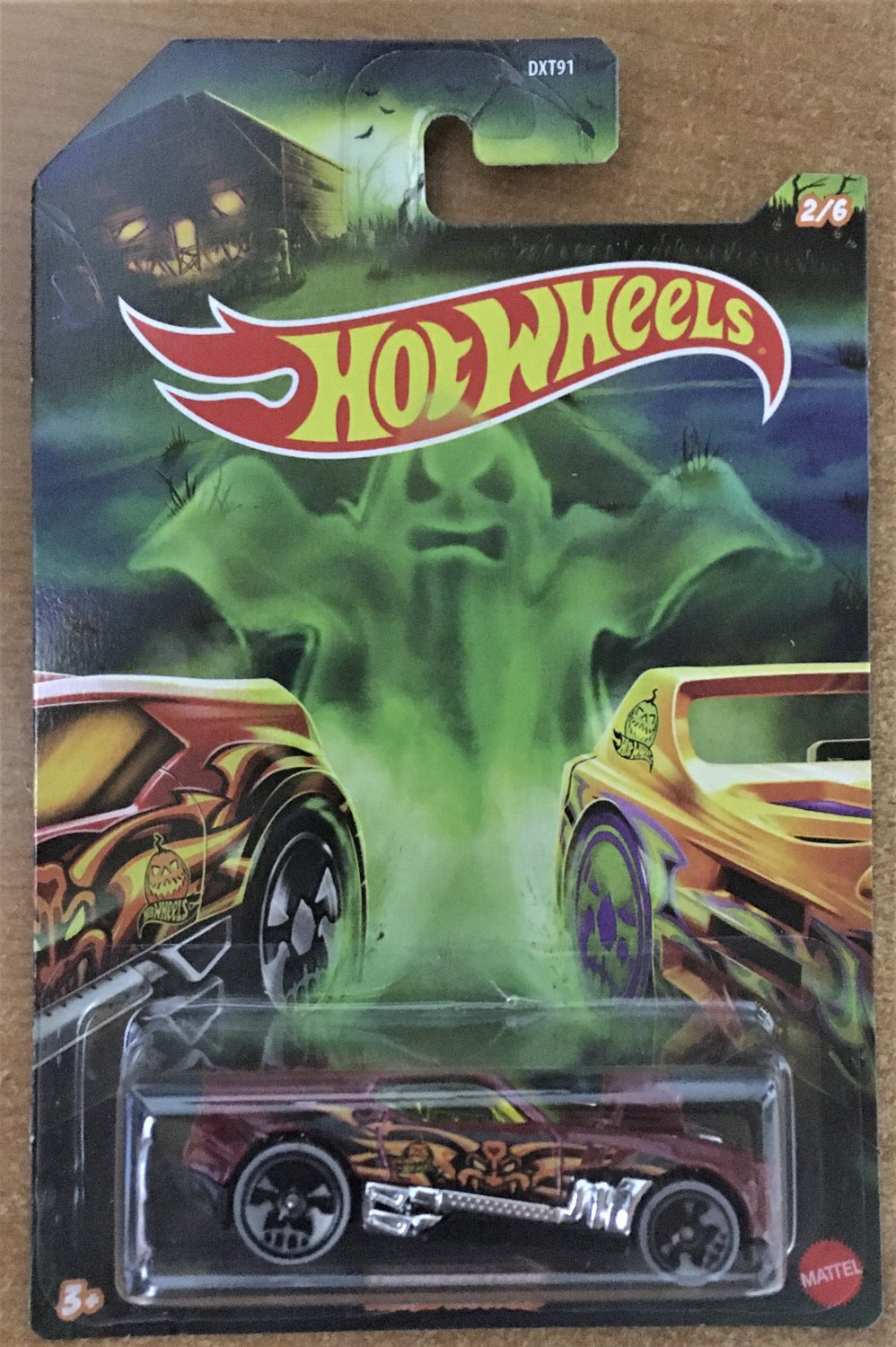 2020 Hot Wheels Halloween Cars #2 Twinduction