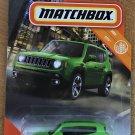 2020 Matchbox #1 2019 Jeep Renegade