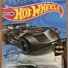 2020 Hot Wheels #9 Batmobile BLACK CHROME