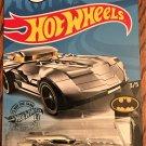 2020 Hot Wheels #9 Batmobile CHROME