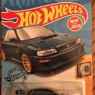 2020 Hot Wheels #23 98 Subaru Impreza 22B STI BLUE