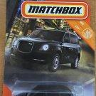2020 Matchbox #6 LEVC TX Taxi