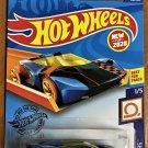 2020 Hot Wheels #26 HW Warp Speeder BLUE