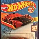 2020 Hot Wheels #26 HW Warp Speeder RED