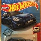 2020 Hot Wheels #44 Porsche Panamera Turbo S E-Hybrid Sport Turismo BLUE