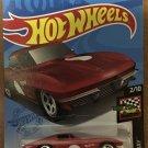 2021 Hot Wheels #10 64 Corvette Sting Ray