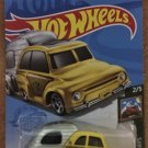 2021 Hot Wheels #22 RV There Yet YELLOW