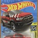 2020 Hot Wheels #76 19 Ford Ranger Raptor RED