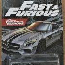 2020 Hot Wheels Fast & Furious #1 15 Mercedes AMG GT