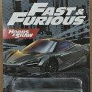 2020 Hot Wheels Fast & Furious #3 McLaren 720S