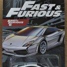 2020 Hot Wheels Fast & Furious #4 Lamborghini Gallardo LP 560-4