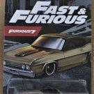 2020 Hot Wheels Fast & Furious #5 69 Ford Torino Tallagega