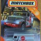2020 Matchbox #27 International Armored Truck
