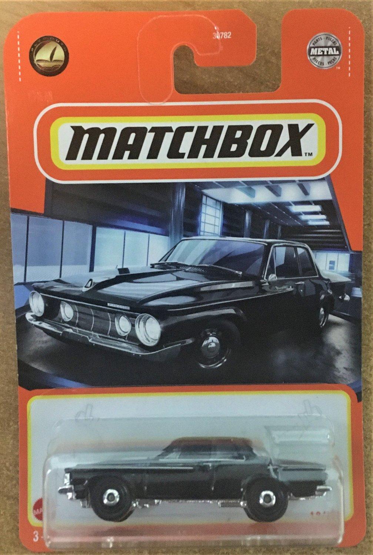 2021 Matchbox #12 1962 Plymouth Savoy