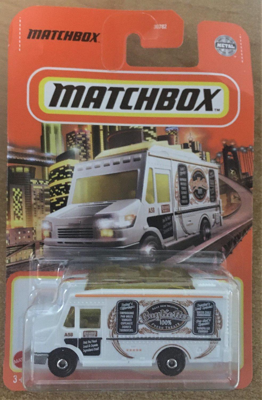 2021 Matchbox #24 Chow Mobile