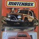 2021 Matchbox #17 MBX Field Car