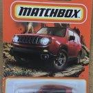 2021 Matchbox #26 2019 Jeep Renegade