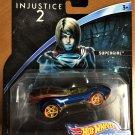 Hot Wheels Character Cars DC #FLJ83 Supergirl