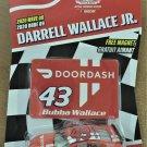 2020 Nascar Authentics Wave 9 #21372 Darrell Wallace Jr